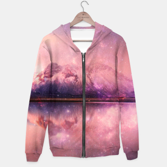 Thumbnail image of Quest for the Stars Zip up hoodie, Live Heroes
