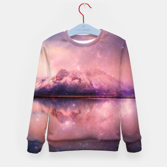 Thumbnail image of Quest for the Stars Kid's sweater, Live Heroes