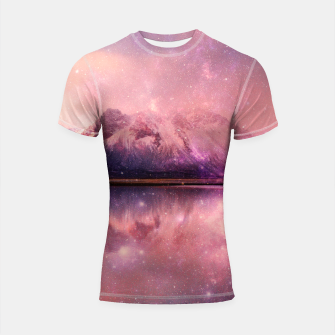 Thumbnail image of Quest for the Stars Shortsleeve Rashguard, Live Heroes