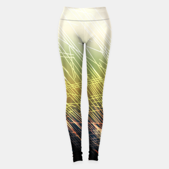 Miniaturka Breaking Grounds Leggings, Live Heroes