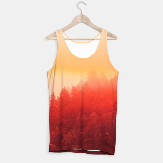 Thumbnail image of Red Sky Tank Top, Live Heroes