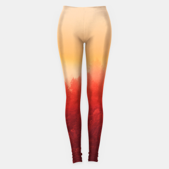 Thumbnail image of Red Sky Leggings, Live Heroes