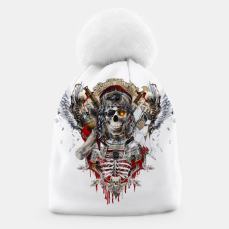Thumbnail image of Pirate Skull Beanie, Live Heroes