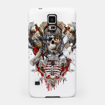 Thumbnail image of Pirate Skull Samsung Case, Live Heroes