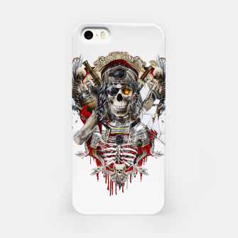 Thumbnail image of Pirate Skull iPhone Case, Live Heroes