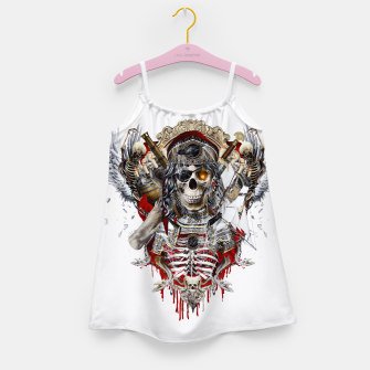 Thumbnail image of Pirate Skull Girl's Dress, Live Heroes
