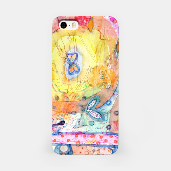 Thumbnail image of Creation With Wings  iPhone Case, Live Heroes