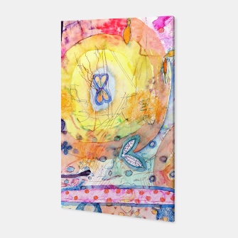 Thumbnail image of Creation With Wings  Canvas, Live Heroes