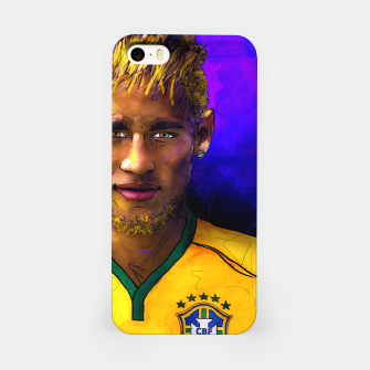 Miniature de image de Neymar Jr. iPhone Case, Live Heroes