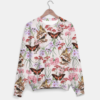 Miniatur Floral Fantasy Sweater, Live Heroes