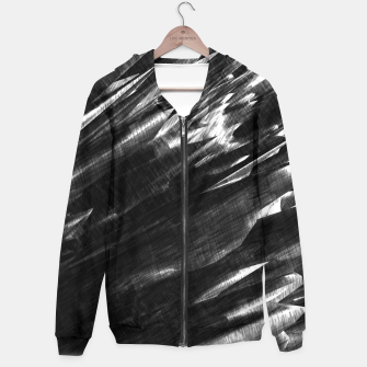 Thumbnail image of Grayscale Hoodie, Live Heroes