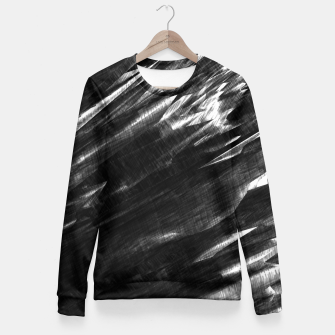 Thumbnail image of Grayscale Fitted Waist Sweater, Live Heroes