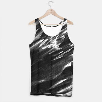 Thumbnail image of Grayscale Tank Top, Live Heroes