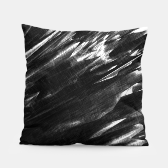Thumbnail image of Grayscale Pillow, Live Heroes