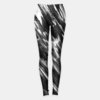 Thumbnail image of Grayscale Leggings, Live Heroes