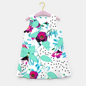 Thumbnail image of Anabella Girl's Summer Dress, Live Heroes