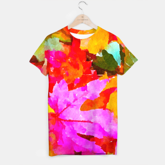 Thumbnail image of Autumn T-shirt, Live Heroes
