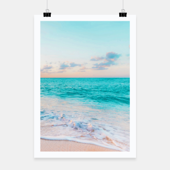 Thumbnail image of Ocean Bliss Poster, Live Heroes