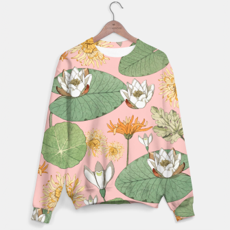 Thumbnail image of Vintage Royal Gardens Sweater, Live Heroes