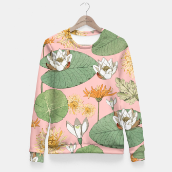 Thumbnail image of Vintage Royal Gardens Fitted Waist Sweater, Live Heroes