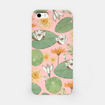 Thumbnail image of Vintage Royal Gardens iPhone Case, Live Heroes