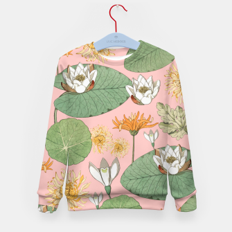 Thumbnail image of Vintage Royal Gardens Kid's Sweater, Live Heroes