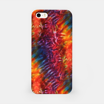 Thumbnail image of Vibrant Hippy Tie Dye  iPhone Case, Live Heroes