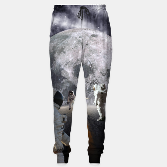 Thumbnail image of The Lost Astronauts Sweatpants, Live Heroes