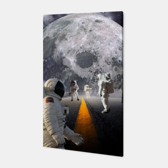 Thumbnail image of The Lost Astronauts Canvas, Live Heroes