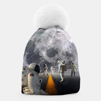 Thumbnail image of The Lost Astronauts Beanie, Live Heroes