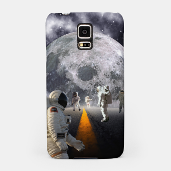 Thumbnail image of The Lost Astronauts Samsung Case, Live Heroes