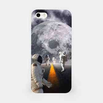 Miniatur The Lost Astronauts iPhone Case, Live Heroes