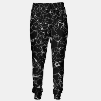 Thumbnail image of Make Your Move Chess Sweatpants, Live Heroes