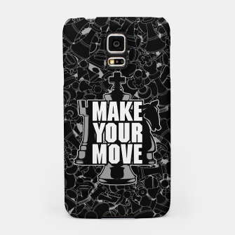 Thumbnail image of Make Your Move Chess Samsung Case, Live Heroes