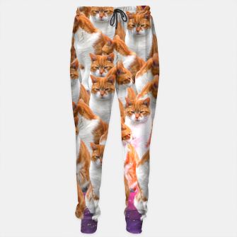 Thumbnail image of Cosmic Cats Bluza Sweatpants, Live Heroes