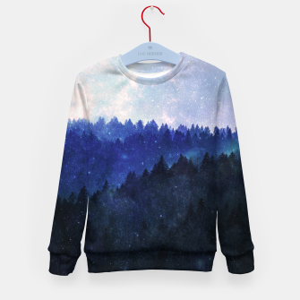 Thumbnail image of Hope Reborn Kid's Sweater, Live Heroes