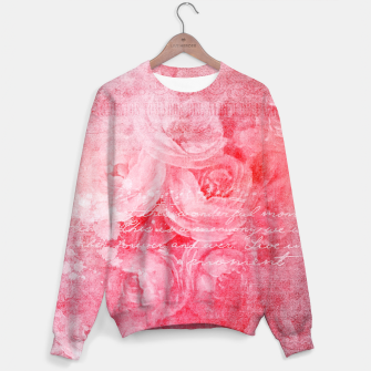 Thumbnail image of Pinkish Love Sweater, Live Heroes