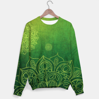 Thumbnail image of Greenery Divina Sweater, Live Heroes
