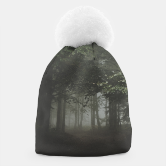 Thumbnail image of Moody Woods Beanie, Live Heroes