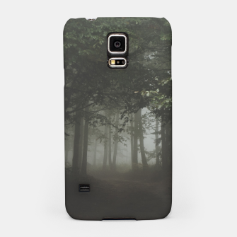 Thumbnail image of Moody Woods Samsung Case, Live Heroes
