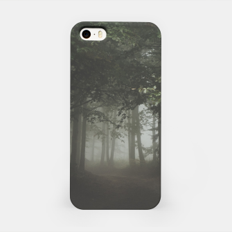Thumbnail image of Moody Woods iPhone Case, Live Heroes