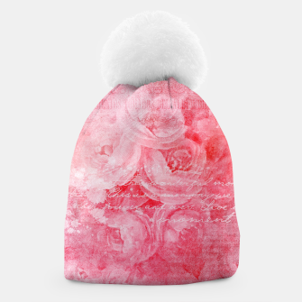 Thumbnail image of Pinkish Love Beanie, Live Heroes