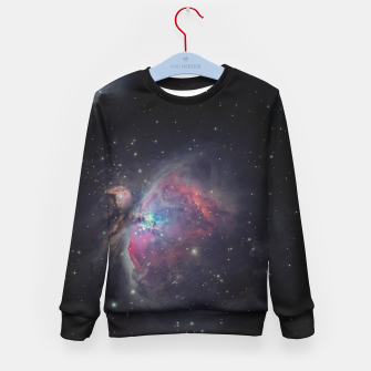 Thumbnail image of Stars' Secrets Kid's Sweater, Live Heroes