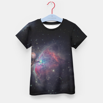 Thumbnail image of Stars' Secrets Kid's T-shirt, Live Heroes