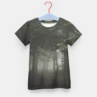 Thumbnail image of Moody Woods Kid's T-shirt, Live Heroes