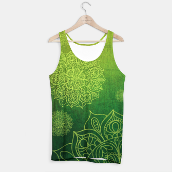 Thumbnail image of Greenery Divina Tank Top, Live Heroes