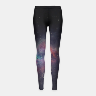 Thumbnail image of Stars' Secrets Girl's Leggings, Live Heroes