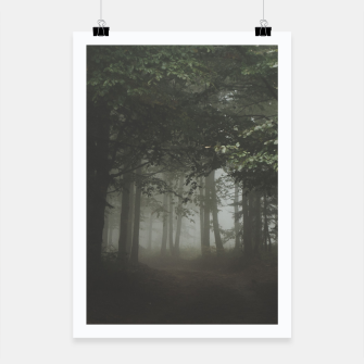 Thumbnail image of Moody Woods Poster, Live Heroes