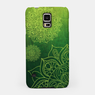 Thumbnail image of Greenery Divina Samsung Case, Live Heroes