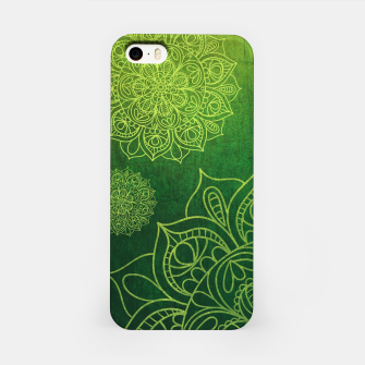 Thumbnail image of Greenery Divina iPhone Case, Live Heroes